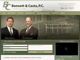 Bennett and Casto, P.C.