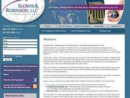 Slowik and Robinson, LLC
