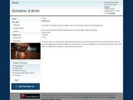 Schlather and Birch