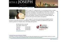 Law Office of Seth Z. Joseph, P.A.