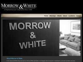 Morrow and White