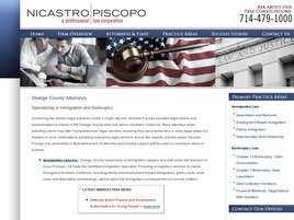 Nicastro Piscopo A Professional Law Corporation