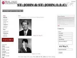 St. John and St. John, L.L.C.