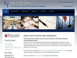 The Flint Firm P.C.