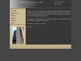 Hedrick and Jordan Co., LPA