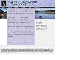 Carlson, Hammond and Paddock, L.L.C.