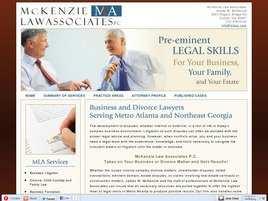 McKenzie Law Associates, P.C.