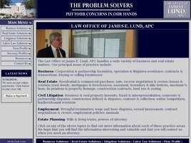 Law Office of James E. Lund, APC
