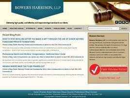 Bowers Harrison, LLP