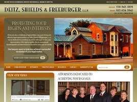Deitz, Shields and Freeburger, LLP