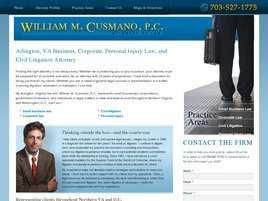William M. Cusmano, P.C.