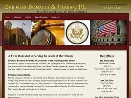 Dreifuss Bonacci and Parker, PC