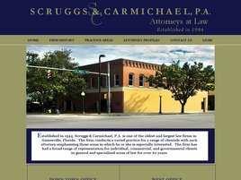 Scruggs and Carmichael, P.A.