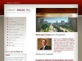Harvey Kruse, P.C.