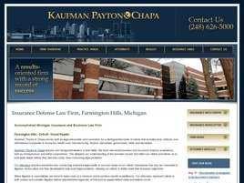 Kaufman, Payton and Chapa, P.C.