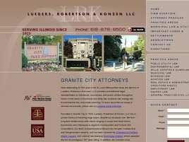 Lueders, Robertson and Konzen LLC