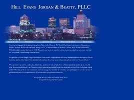Hill Evans Jordan and Beatty, PLLC