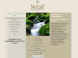 McCall Environmental, P.A.