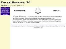 Kaye and Hennessey, LLC