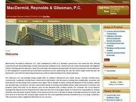 MacDermid, Reynolds and Glissman, P.C.
