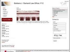 Barbara J. Garland Law Office, P.C.
