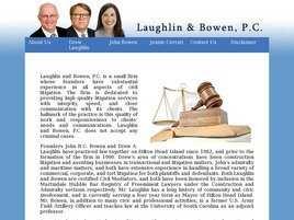 Laughlin and Bowen, PC