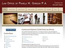 Law Offices of Pamela M. Gordon P.A.