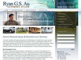 Ryan G. S. Au, Attorney at Law