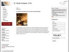 D. Scott Hickam, P.A.