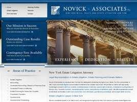 Novick and Associates, P.C.