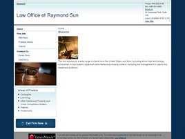 Law Office of Raymond Sun