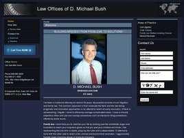 Law Offices of D. Michael Bush