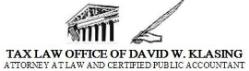 Tax Law Office of David W. Klasing