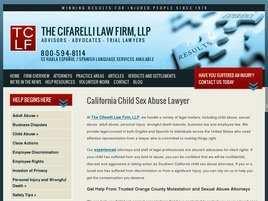 The Cifarelli Law Firm LLP