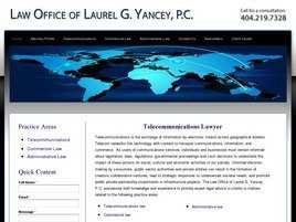 Law Office of Laurel G. Yancey, P.C.