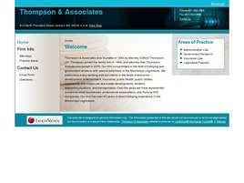 Thompson and Associates