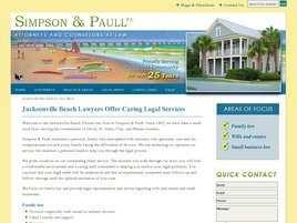 Simpson and Paull, P.L.