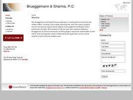 Brueggemann and Sharma, P.C.