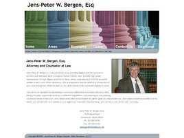 Jens-Peter W. Bergen, Esq.