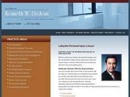 Law Offices of Kenneth W. DeJean