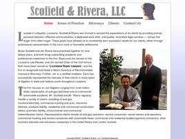 Scofield and Rivera, L.L.C.