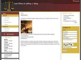 Law Office of Jeffrey J. Berg