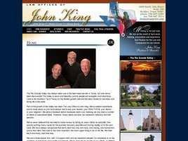 Law Office of John King