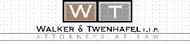 Walker and Twenhafel, L.L.P.