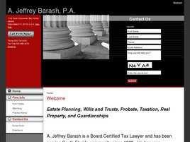A. Jeffrey Barash, P.A.