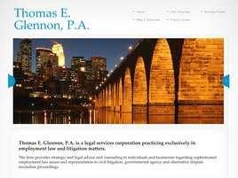 Thomas E. Glennon, P.A.