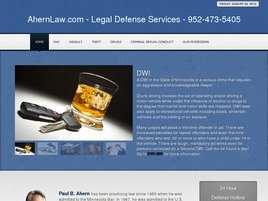 Ahern Law