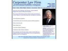 Carpenter Law Firm plc