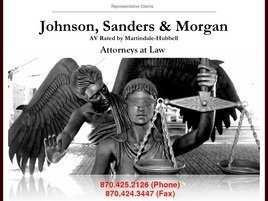 Johnson, Sanders and Morgan