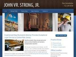 John VR. Strong, Jr.